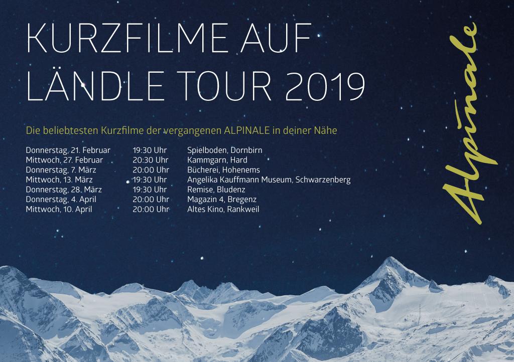 ALPINALE Ländle Tour