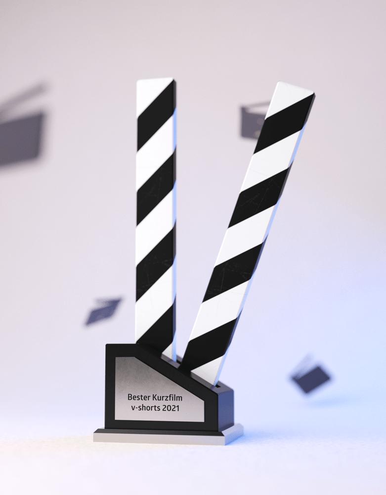 Bester Kurzfilm v-shorts